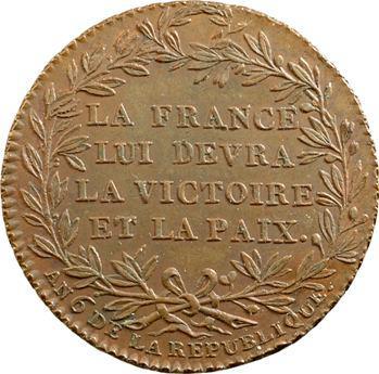 Directoire, Napoléon Bonaparte victorieux, An 6 (1797-1798) Paris