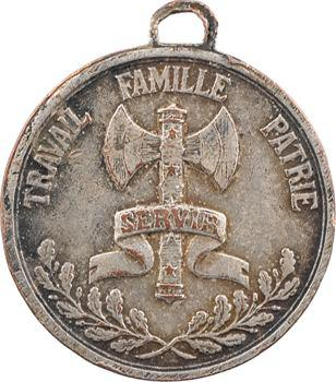 État français, le Maréchal Pétain par F. Angeli, 1941