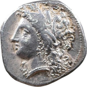 Lucanie, statère, Métaponte, 330-290 av. J.-C.