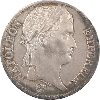Premier Empire, 5 francs Empire, 1813 Lyon