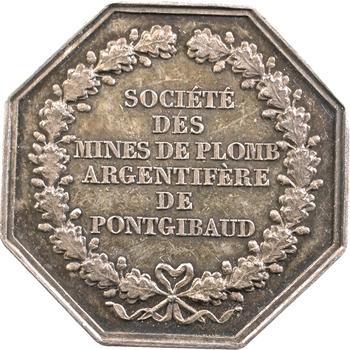 Mines de plomb argentifère de Pontgibaud, 1838 (1845-1860)