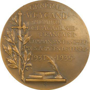 Prud'homme (G.-H.) : Général Weygand, 1935 Paris
