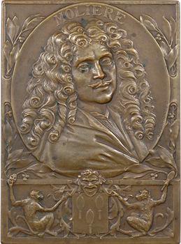 Prud'homme (G.-H.) : tricentenaire de Molière, 1922 Paris