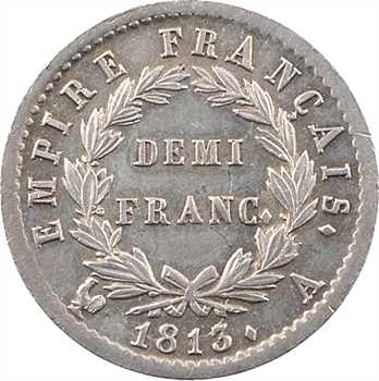 Premier Empire, demi-franc Empire, 1813 Paris