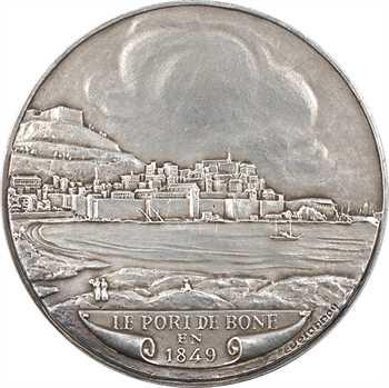 Algérie, centenaire de la Chambre de Commerce de Bône par Delannoy, 1849-1949 Paris