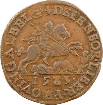Pays-Bas Méridionaux, François d'Alençon, comte de Flandres, 1583 Bruges