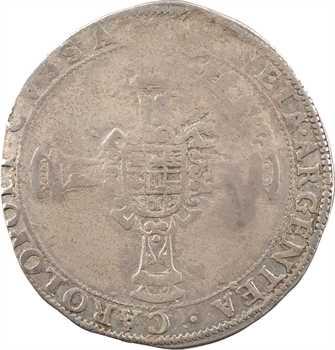 Charleville (principauté de), Charles Ier de Gonzague, thaler ou ricksdaler de 45 sols, s.d. (1626-1627) Charleville