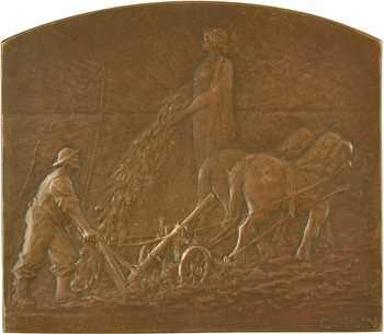 Blin (É) : Agriculture, fonte, s.d. (c.1908)
