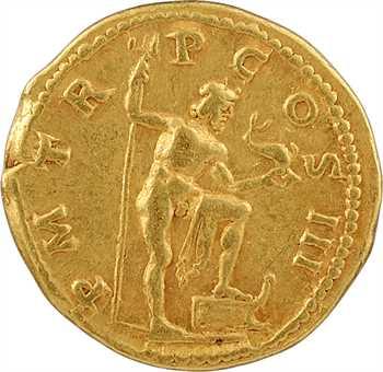 Hadrien, aureus, Rome, 119-122