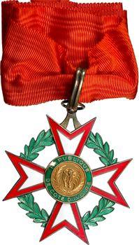 Côte d'Ivoire, Ordre National, bijou de Commandeur