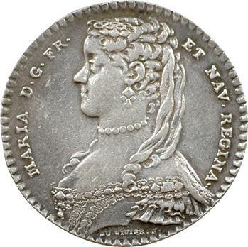 Marie Leszczynska, reine, 1740
