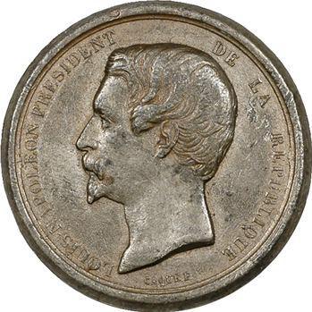 Second Empire, Louis-Napoléon Bonaparte devient empereur, 1852 Paris