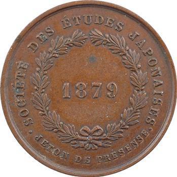 IIIe République, Société des études japonaises, 1879 Paris