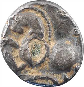 Séquanes, denier TOGIRIX, c.80-50 av. J.-C