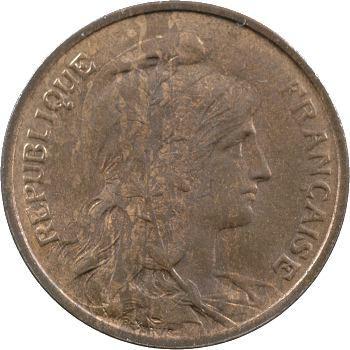 IIIe République, 10 centimes Daniel-Dupuis, 1901 Paris