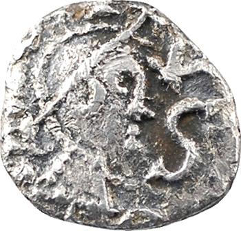 Neustrie, Paris et région parisienne, denier, s.d. (c.700)