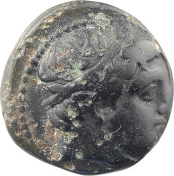 Macédoine, Philippe II, petit bronze, 348-336 av. J.-C.