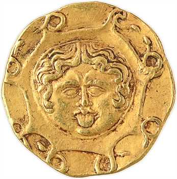 Sicile, Syracuse, seconde Démocratie, dilitron Or, 466-405 av. J.-C