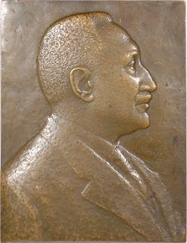 Algérie, hommage au député Paul Cuttoli, par Girault, 1931 Paris