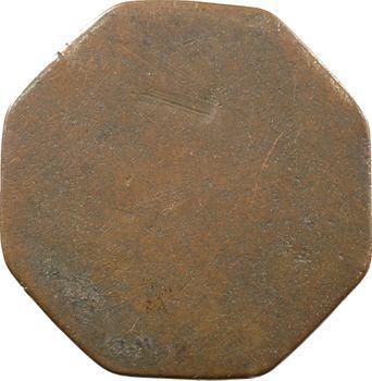 Lorraine, Potier, duc de Gesvres, jeton uniface, s.d. (XVIIe siècle)
