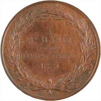 IIIe République, Société Protectrice des Animaux, 1879 Paris