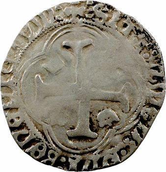 François Ier, Grand blanc à la couronne de Provence, Aix-en-Provence
