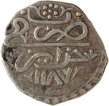 Algérie, Mustafa III, huitième de budju, AH 1187 (1773)
