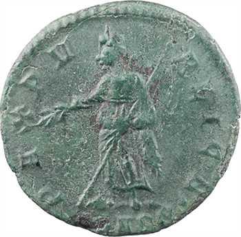 Hélène, nummus, Constantinople, 337-340