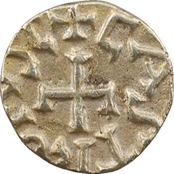 Aquitaine, Narbonnaise, Foix (Castro Fusci), trémissis du monétaire Parens, c.650 Foix