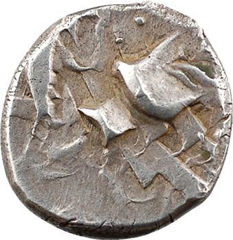 Volques Tectosages, drachme aux haches affrontées, c.121-52 av. J.-C.