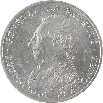 Ve République, essai de 100 francs La Fayette (Égalité), 1987 Pessac