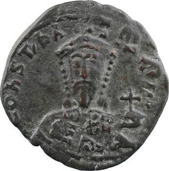 Constantin VII et Romain I, follis type 5, Constantinople, s.d. (janvier à avril 945)