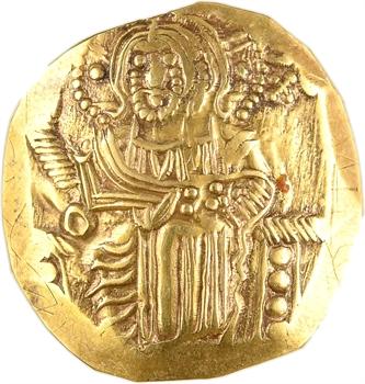 Jean III Ducas-Vatatzes, hyperpyron (scyphate), Magnésie, 1222-1254