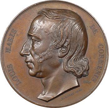 Cormenin (Louis-Marie de), par Rogat, 1842 Paris