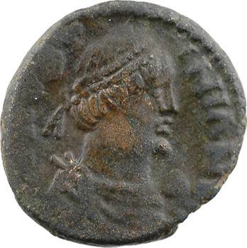 Justinien Ier, demi-follis, Rome, s.d