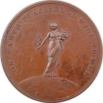 Louis XVIII, Traité de paix entre la France et le Royaume-Uni, 1814