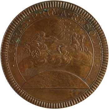 Cinquantenaire de la confédération des Avoués de Ière Instance, par Desaide, 1891 Paris