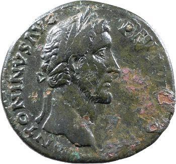 Antonin le Pieux, sesterce, Rome, 148-149