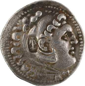 Macédoine, au nom d'Alexandre le Grand, tétradrachme, Pergé, An 18 = c.204-203 av. J.-C