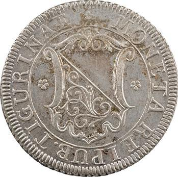 Suisse, Zürich (canton de), 10 schilling, 1810