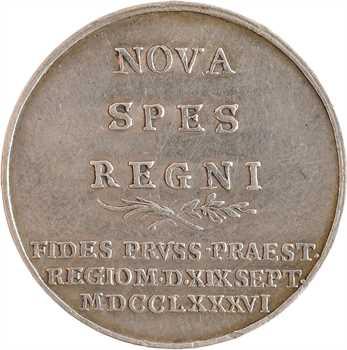 Allemagne, Prusse, Frédéric Guillaume II Roi de Prusse, 1786 Berlin