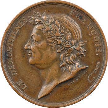 Constitution, essai d'hommage à Mirabeau, 1791 Paris