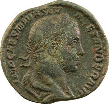 Sévère Alexandre, sesterce, Rome, 228