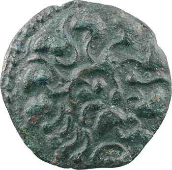 Bellovaques, bronze au lion, c.IIe-Ier s. av. J.-C.