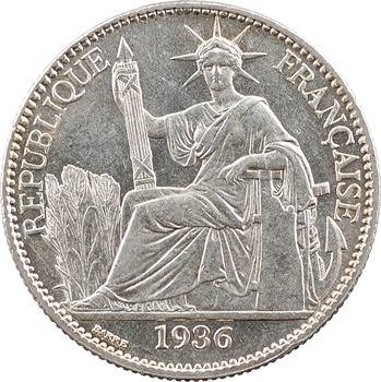 Indochine, 50 centièmes, 1936 Paris