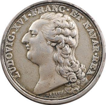 Louis XVI, Prix de l'Académie royale de peinture et de sculpture à Paris, s.d. (1785) Paris