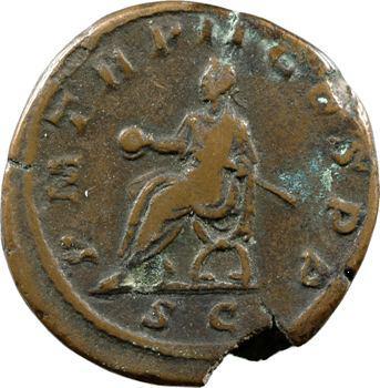 Philippe Ier, sesterce, Rome, 245