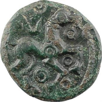 Ambiens, bronze au sanglier et au cheval, c.60-40 av. J.-C.
