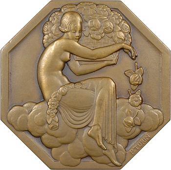 Turin (P.) : Exposition des Arts décoratifs, petit module, Paris 1925, dans sa boîte
