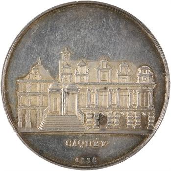Louis-Philippe Ier, Conseil Municipal de La Rochelle, par Caqué, 1836 Paris